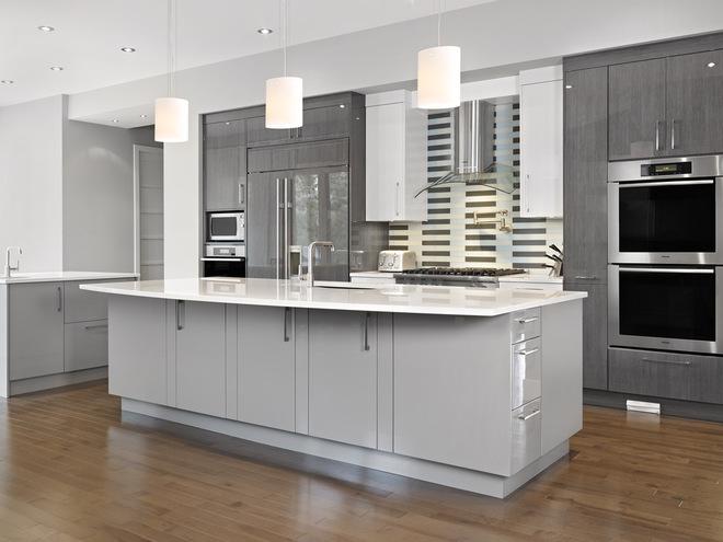 8 Gray Kitchens That Nail Warmth And Balance The Studio Patrick Design Center