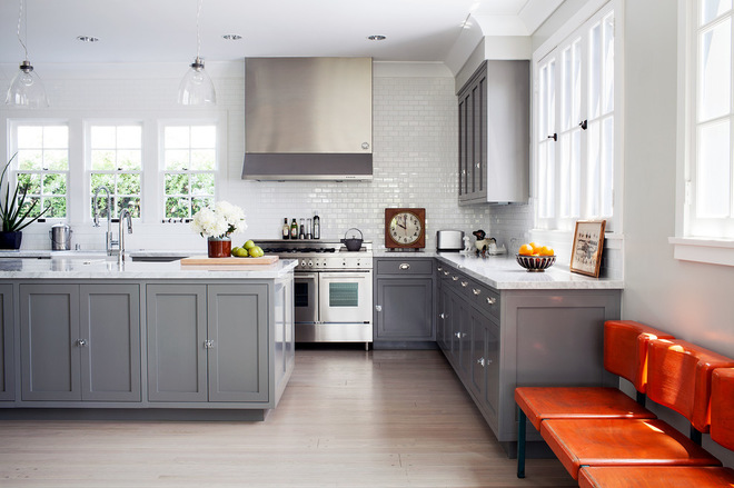 8 Gray Kitchens That Nail Warmth And Balance The Studio Patrick Design Center